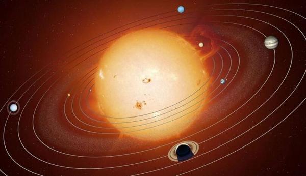 金星的大气非常浓厚 表面大气压是地球的百倍