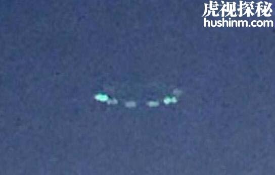 世界十大最真实的UFO图片,古代建有UFO的加油站