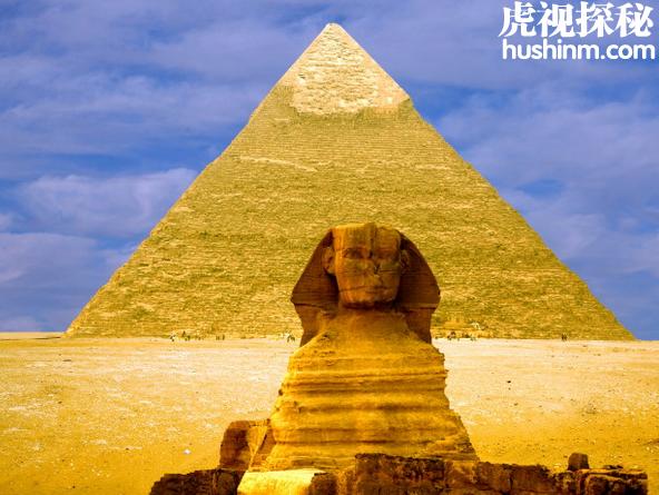 来探索埃及金字塔旁边一个失落的地下世界