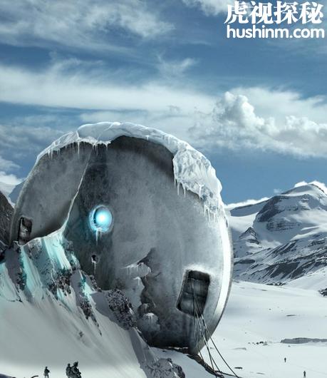 人迹罕至的南极大陆 有着太多令人费解的谜团
