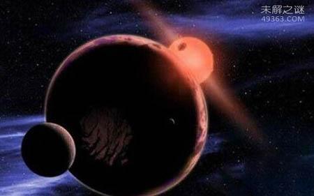 宇宙中十大另类恒星盘点:参宿四最巨大