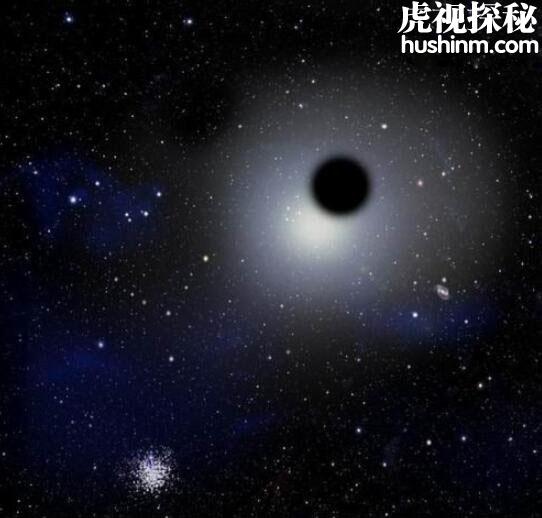 神秘可怕的黑洞图片,千万不要点开