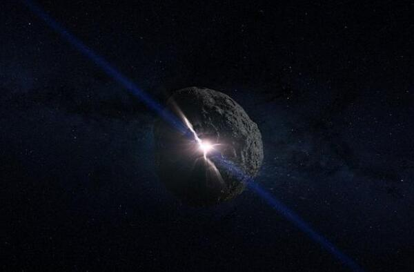战神星在这里并不是动漫角色而是一颗小行星