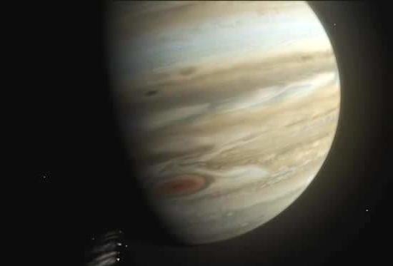 木星好吓人 木星上的压力是太阳系中最强的