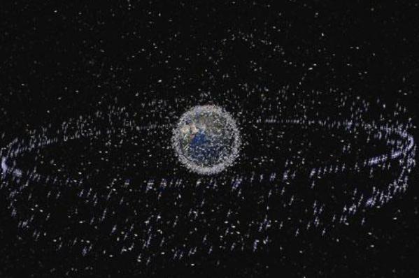 """当人造卫星""""死亡""""之后 处理的几种可能性"""