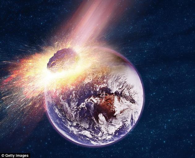 将近200万年前,一块巨大的陨石砸中地球,在如今加拿大境内形成了一处厚达1.5公里的盆地。