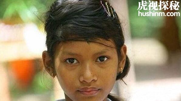 现实版的女儿国:柬埔寨女人村真的没有一个男人
