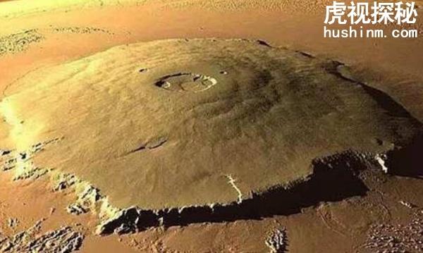 太阳系最高山峰不是珠穆朗玛峰而是奥林帕斯山