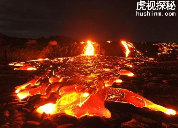 垃圾打包可扔到火山烧毁是完全不可行的方法