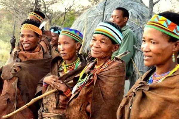 世界上最古老的民族布须曼人是什么样的?